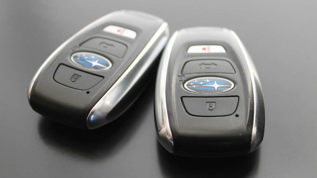 Remote Car Key Not Working